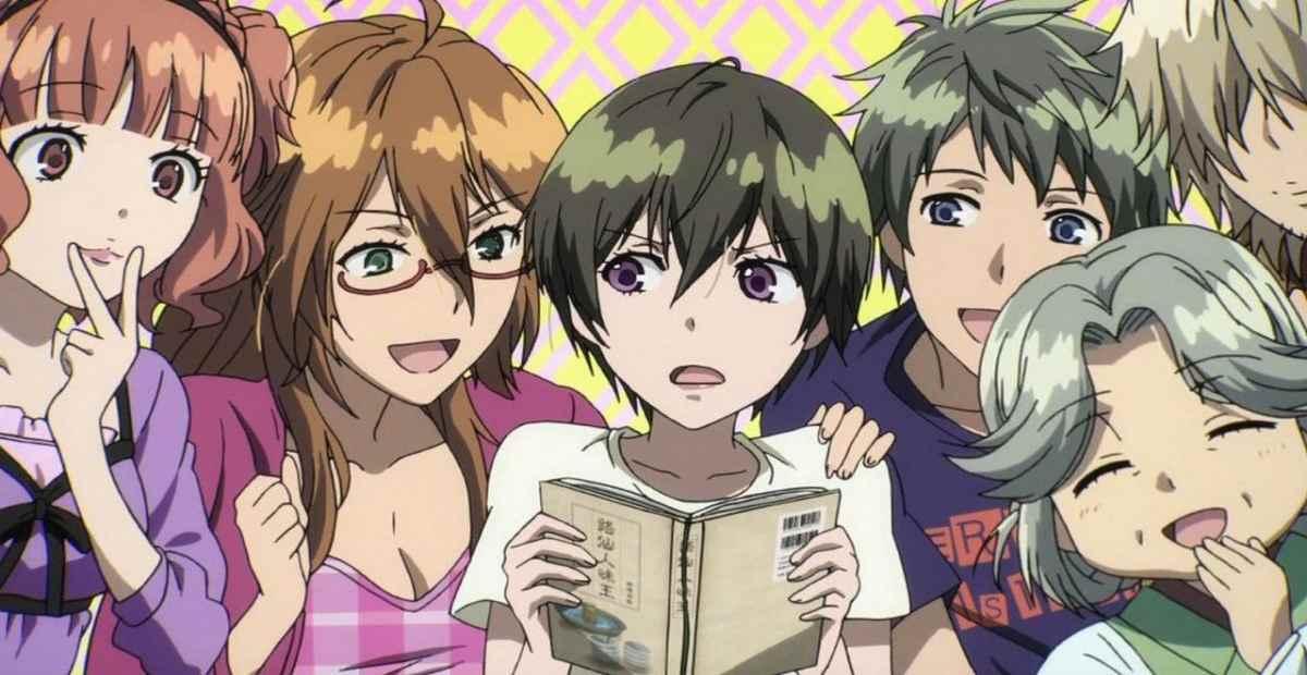 30 Anime Kehidupan dengan Cerita Seru