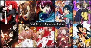 Recommended; 25 Anime Bertema Game Harem/Action/Romance