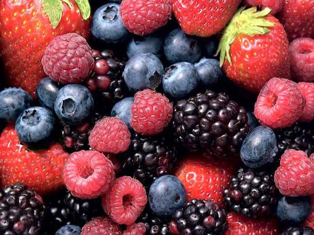Ternyata Buah Berry Mempunyai Manfaat di setiap Jenisnya
