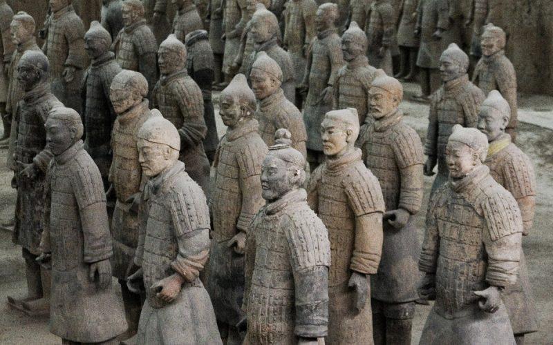 Mengulas Peradaban Kuno Tiongkok
